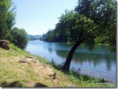 Palotai river view