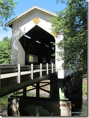 Cavett Creek Covered Bridge