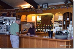 Spangler tasting room