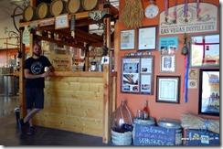 Jason at Las Vegas Distillery