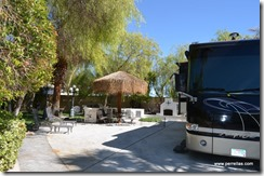 Las Vegas Motorcoach Resort site