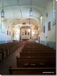 1793 church interior