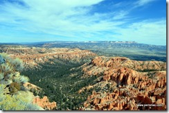 Bryce Point far right