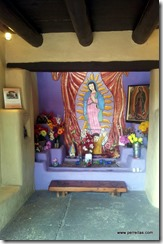 Our Lady of Guadalupe Chapel-entrance