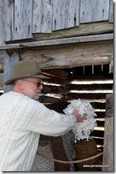 A pound of cotton