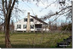 Anson Jones Farmhouse