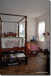 Anson Jones bedroom