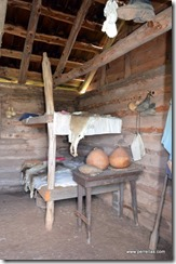 Older slave quarters beds