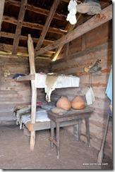 Older slave quarters beds