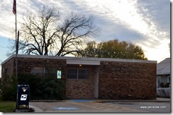 Washington, TX Post Office