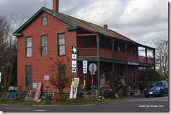 Anderson Hotel turned Antique shop