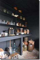 Dining hall pantry