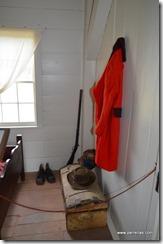 Men's sleeping room