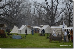 TX Army Camp Reenactors