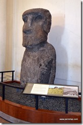 Easter Island Stone