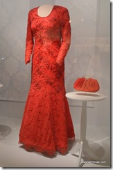 Laura Bush 01 Inaugural Dress