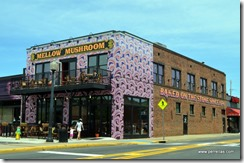 Mellow Mushroom is a chain