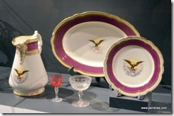 State China Service of Mary and Abraham Lincoln