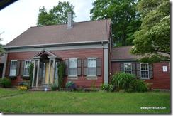 Hannah Leonard House 1776