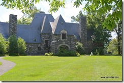 Donated 1930's mansion on Storm King Mountain