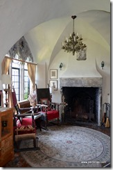 Great Hall sitting room