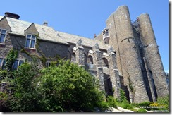 Hammond Castle Front