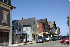 Rockport downtown