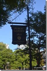 Boston Public Gardens 1837