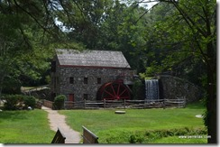 Longfellows Wayside Inn Grist Mill