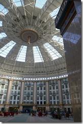 Center dome