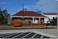 French Lick Trolly Station