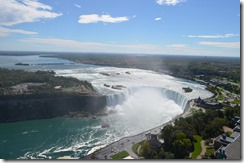 Horseshoe Falls from the Tower