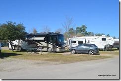 Woodland Lakes RV Park, Conroe TX