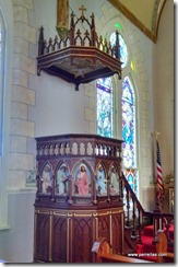 Saints Cyril and Methodius Pulpit