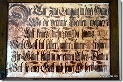 Frakturschriften, German calligraphy