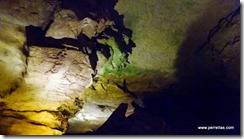 Light results on the cave