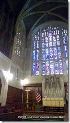 Chapel Alter