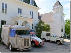 1940s French Citroen H Van