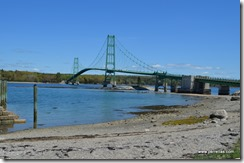 Bridge into Deer Isle