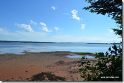 Low Tide Cornwall Charlottetown KOA