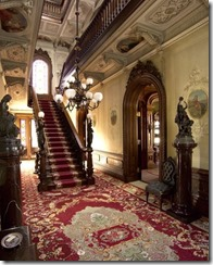 Inside Victorian Mansion