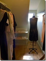 Olives dress closet