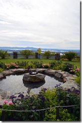 Overlook garden