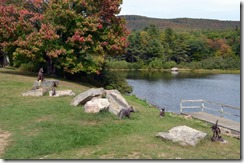 Shannon trout Pond