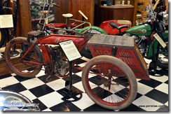 1910 Indian Tri Car