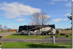 Grand Casino RV park Hinkley MN