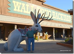 John and the Jackalope