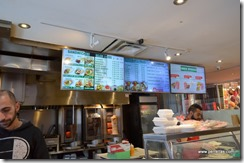 Mediterranean fast food