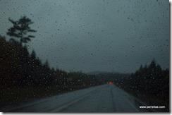 Rainy start