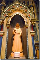 Statue inside